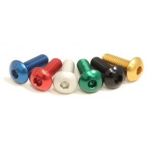 Button head Torx Screws